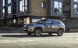 Jeep Compass side profile