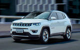 Jeep Compass revealed at LA motor show