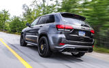 Jeep Grand Cherokee Trackhawk rear
