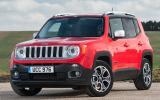 3 star Jeep Renegade
