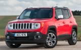 3 star Jeep Renegade
