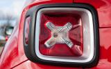 Jeep Renegade rear lights