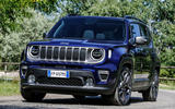 Jeep Renegade 2018 review hero front