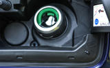 Jeep Renegade 2018 review fuel cap
