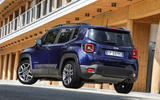 Jeep Renegade 2018 review static rear
