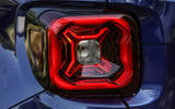 Jeep Renegade 2018 review rear lights