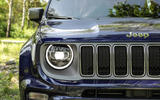 Jeep Renegade 2018 review front headlights