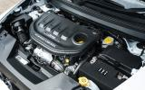 2.2-litre Jeep Cherokee diesel engine