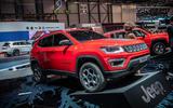 Jeep Compass Geneva 2019 - front