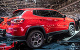 Jeep Compass Geneva 2019 - rear