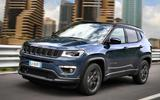 Jeep Compass update side high spec