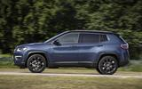 Jeep Compass update side on