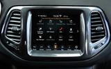 Jeep Compass update screen