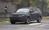Jeep Grand Compass front side