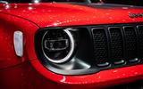 Jeep Renegade Geneva 2019 - headlights