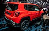 Jeep Renegade Geneva 2019 - rear