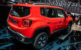 Jeep Renegade Geneva 2019 - rear