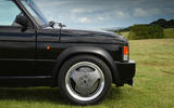 JIA Chieftain Range Rover 20in alloy wheels
