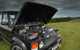 6.2-litre V8 JIA Chieftain Range Rover engine