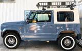 Specialist Suzuki Jimny garage creates retro-inspired custom models