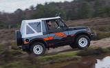Suzuki SJ410 Samurai Jimny