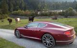 2018 Bentley Continental GT road trip