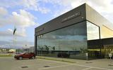Jaguar Land Rover factory in Brazil