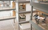 JLR HQ interior