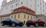 Jaguar Land Rover enters Slovakia