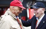 Niki Lauda and Surtees