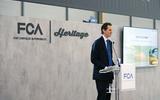 FCA chairman John Elkann