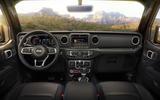 2020 Jeep Wrangler 4xe - dashboard
