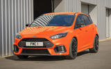 370bhp Ford Focus RS Heritage Edition lands as hardcore swansong