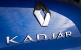 Renault Kadjar badge