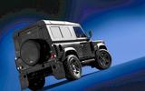 London Motor Show Edition Defender 90