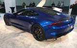 Karma Revero GTS - rear