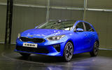 Kia Ceed GT hot hatch due next year with i30N 'agility and playfulness'
