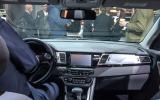 Kia Niro hybrid interior