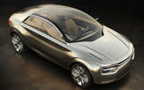 Kia Imagine Concept Geneva 2019 - hero front