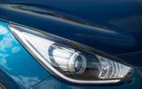 Kia Niro xenon headlights