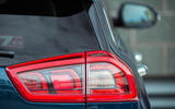 Kia Niro rear lights