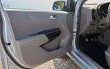 Kia Picanto door cards
