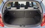 Kia Picanto boot space