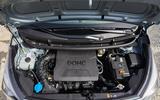 1.0-litre Kia Picanto petrol engine