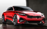 Kia reveals shooting brake concept ahead of Frankfurt motor show