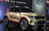 New Delhi Auto Expo 2020 - Kia Sonnet front