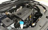 Kia Optima Sportwagon petrol-hybrid engine