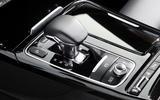 Kia Stinger GT automatic gearbox