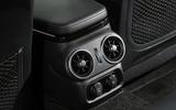 Kia Stinger GT rear air vents