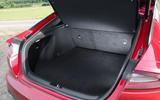 Kia Stinger GT boot space